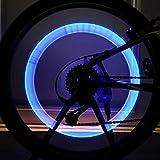 Inovey Bike Fahrradzubehör LED-Radleuchten Ventillampe Ventilkernlicht