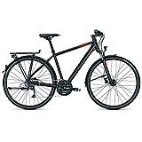 RALEIGH Damen RUSHHOUR LTD Fahrrad, magicblack matt, 50