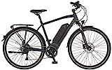 Prophete E-Bike, 28', Entdecker e8.7, AEG EcoDrive Mittelmotor, 36V,250 W,max.50 Nm, SHIMANO 8-Gang Kettenschaltung, AEG Downtube-Akku Lithium-Ionen, 36V, 10,4Ah (374 Wh), PROMAX hydr. Scheibenbremsen