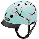 Nutcase - Street, Fahrradhelm für Erwachsene, Cherry Blossoms, Mittel
