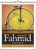 Literarischer Fahrrad-Kalender 2020: Wochenkalender