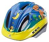 KED Unisex Fahrradhelm Meggy Original, mehrfarbig (Mondbär) , 52-58