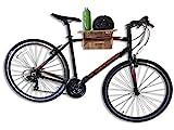 COR Surf Bambus Bike Mount | Zusammenklappbares Wand Storage Rack