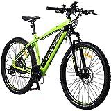 Remington Rear Drive MTB E-Bike Mountainbike Pedelec, Farbe:Grün
