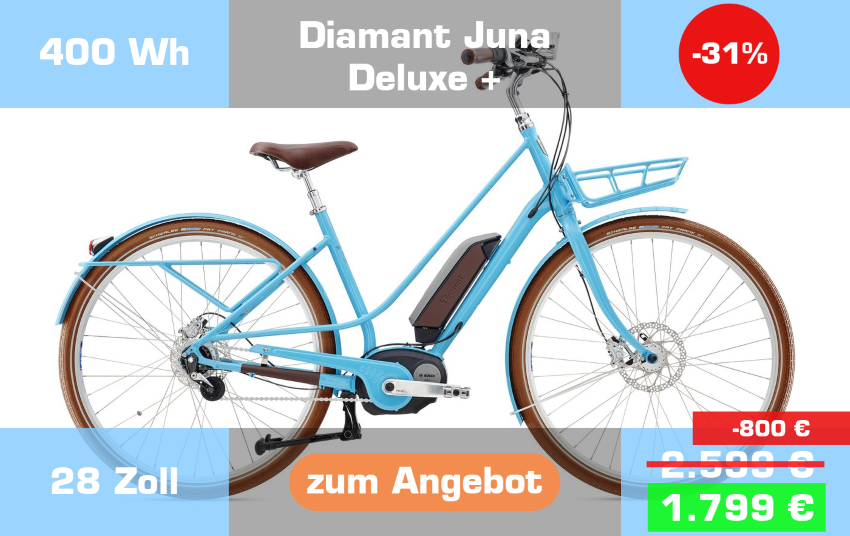 Diamant Juna Deluxe +