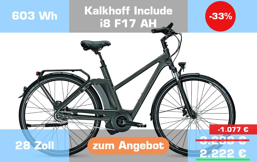 Kalkhoff Include i8 F17 AH