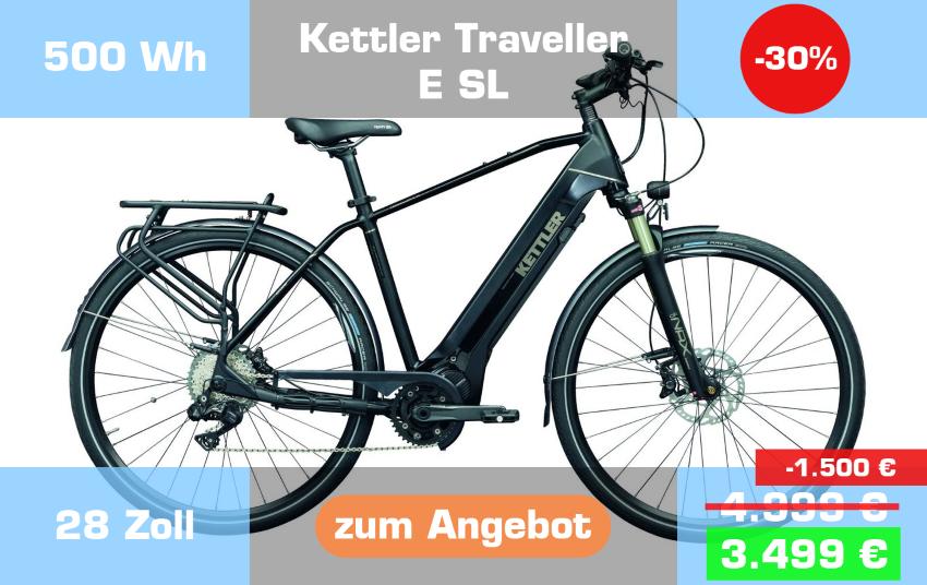 Kettler Traveller E SL