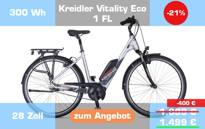 Kreidler Vitality Eco