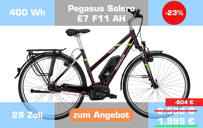 Pegasus Solero E7 F11 AH